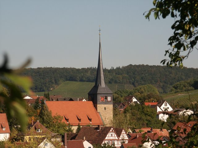 Kilianskirche in Sülzbach