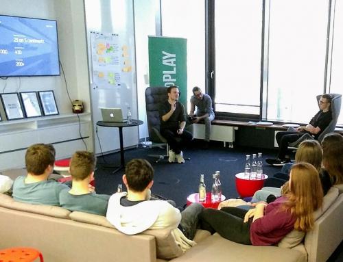 Seminarkurs Globalisierung erlebt den globalen Wettbewerb um Technologien und Talente