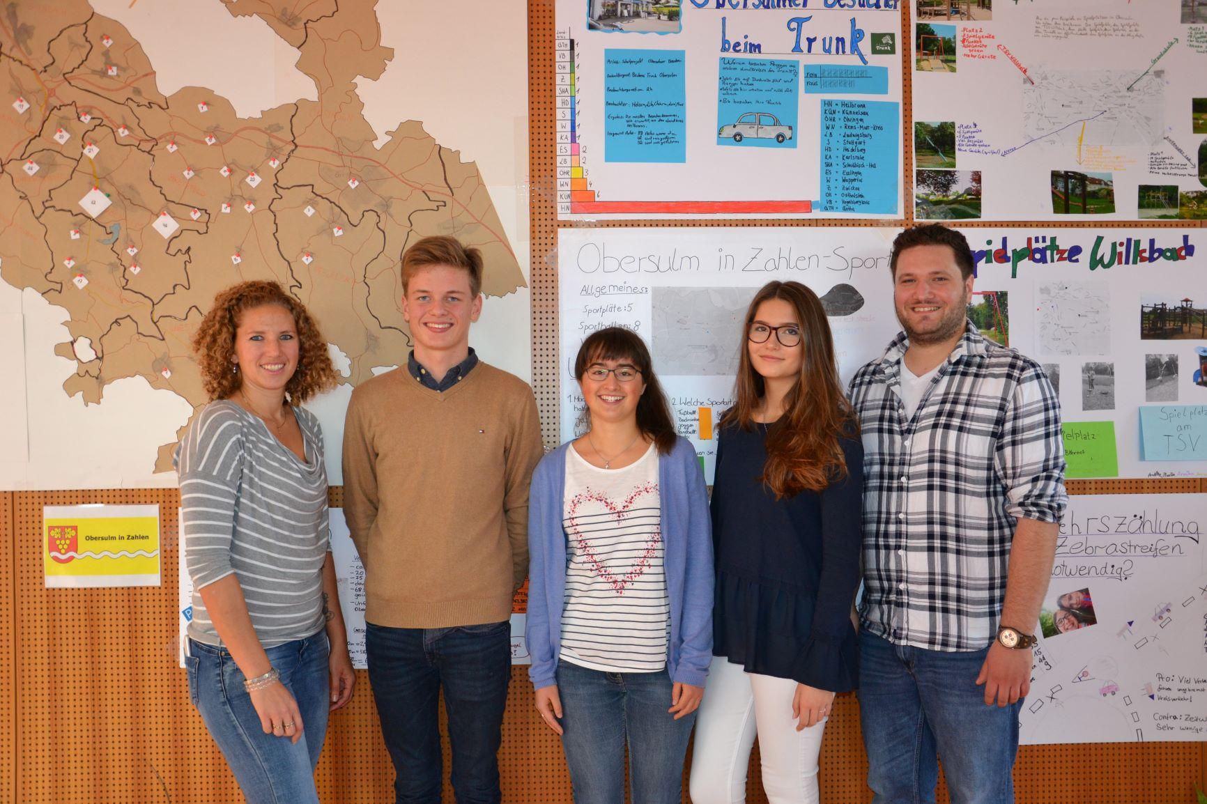 Vertrauenslehrer und Schülersprecher SMV 18_19