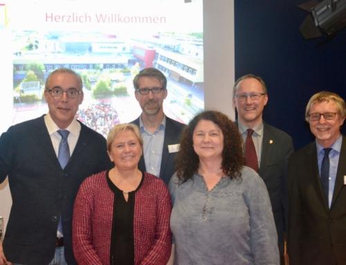 Kultusministerin Dr. Susanne Eisenmann im Gespräch mit dem PDG