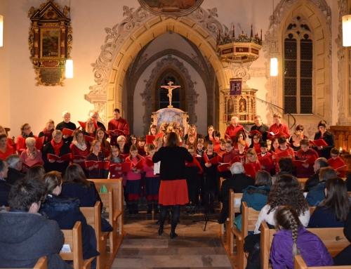 Projektchor für das Weihnachtskonzert – Teilnehmer gesucht