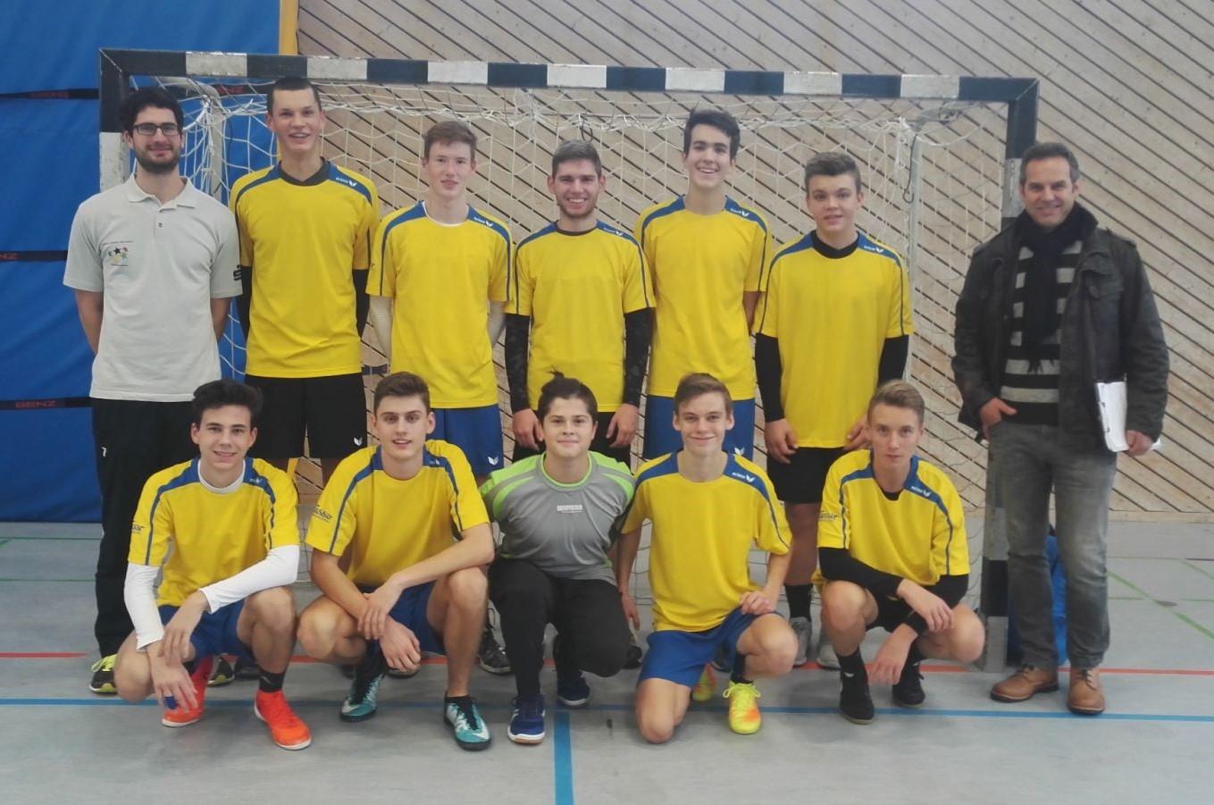 Jugend trainiert für Olympia Handball