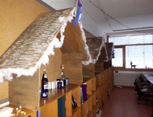 SMV-Aktion: Wer hat das schönste Klassenzimmer zur Weihnachtszeit?