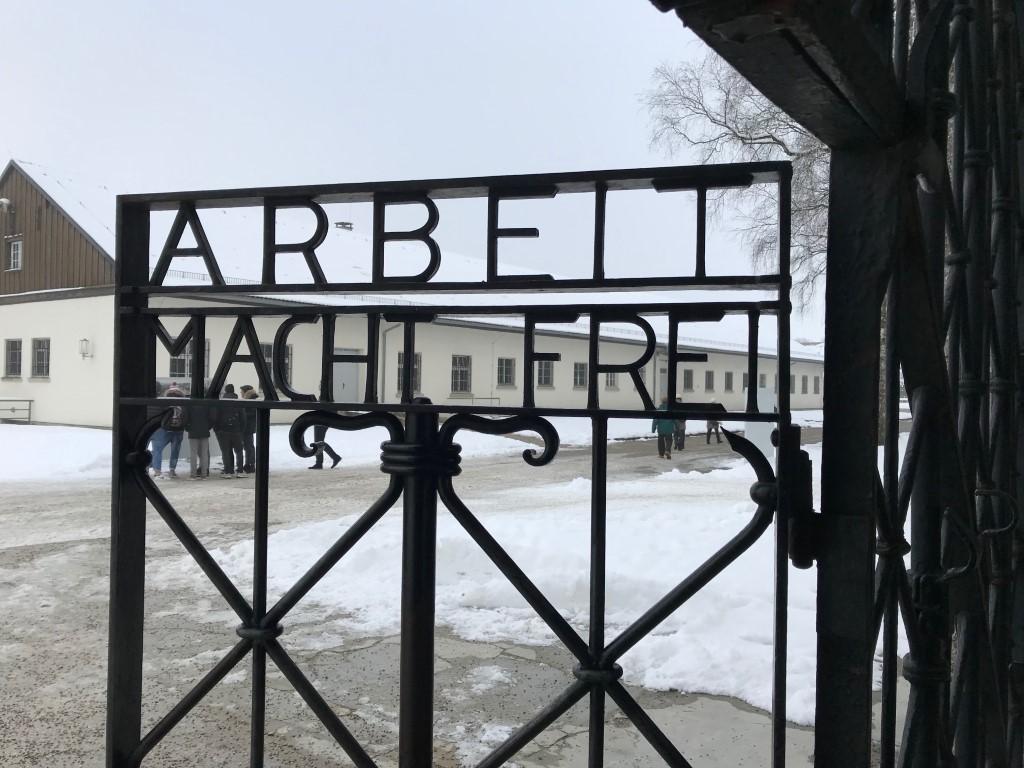 Besuch der KZ-Gedenkstätte Dachau 2019