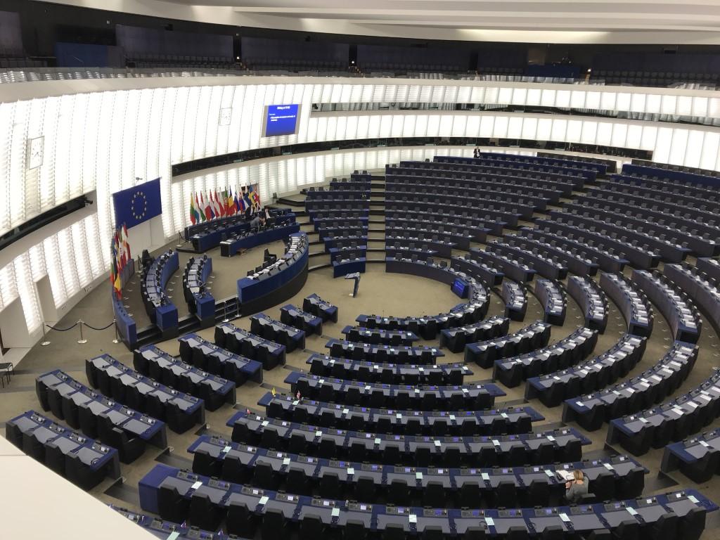 Seminarkurs Europa in Straßburg 2019