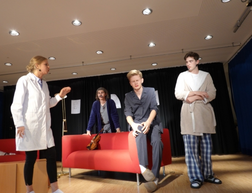 "Sommertheater ""Die Physiker"" am PDG"