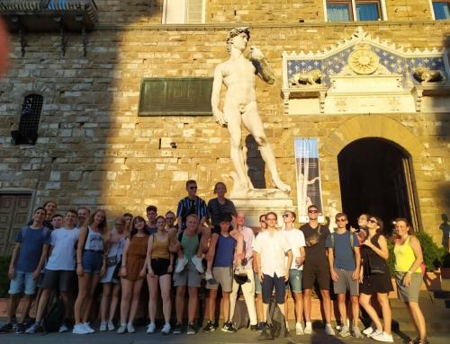 Studienfahrt nach Florenz