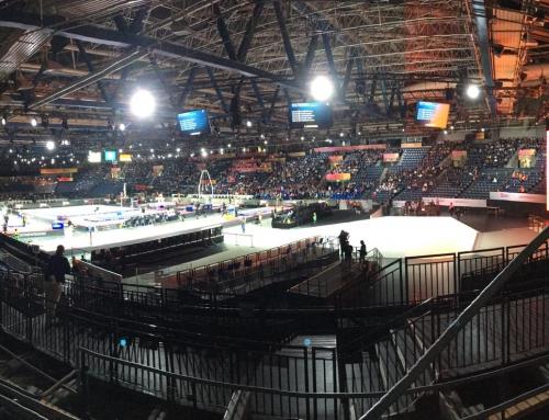 12er bei der Turn-WM in Stuttgart