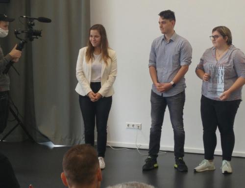 Schülermedienpreis 2020 – Sonderpreis für besonderen Mut geht ans PDG!