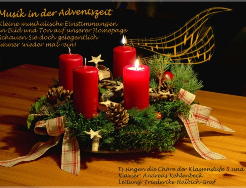 Musik in der Adventszeit
