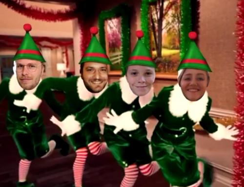 Wer hat das schönste Weihnachtsklassenzimmer?