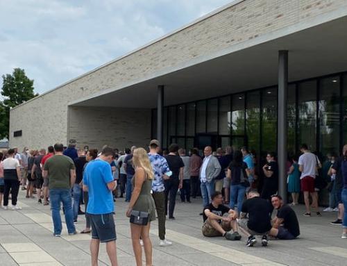 PDG unterstützt den Impfmarathon in Pfedelbach